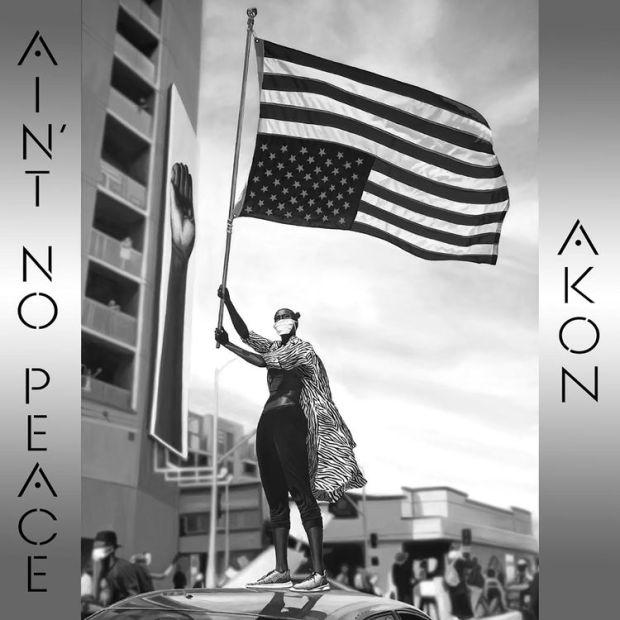Akon Ain't No Peace EP