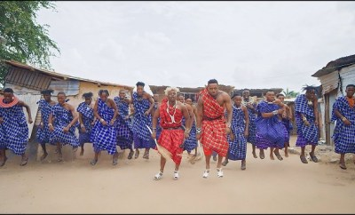 rayvanny amaboko ft diamond platnumz video download