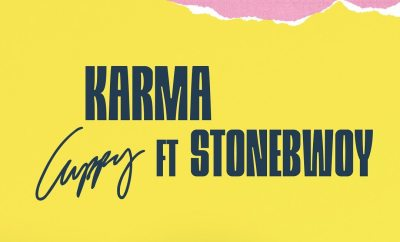 DJ Cuppy Karma ft Stonebwoy mp3 download