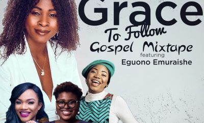 DJ Donak Grace To Follow Gospel Mixtape