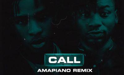 Joeboy Call Amapiano Remix mp3 download