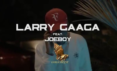 Larry Gaaga Slow Burner ft Joeboy video download