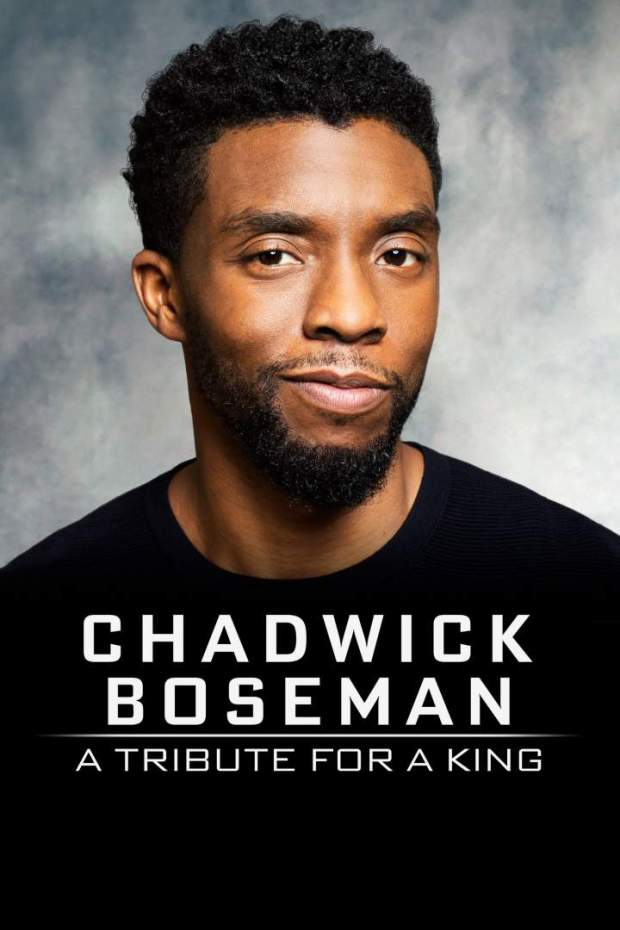 Chadwick Boseman A Tribute for a King movie