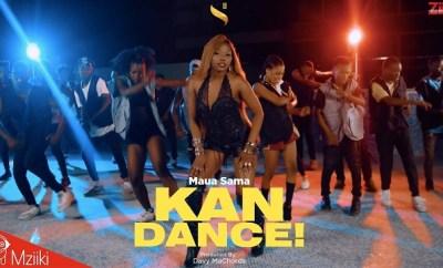Maua Sama Kan Dance video