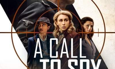 A Call to Spy movie