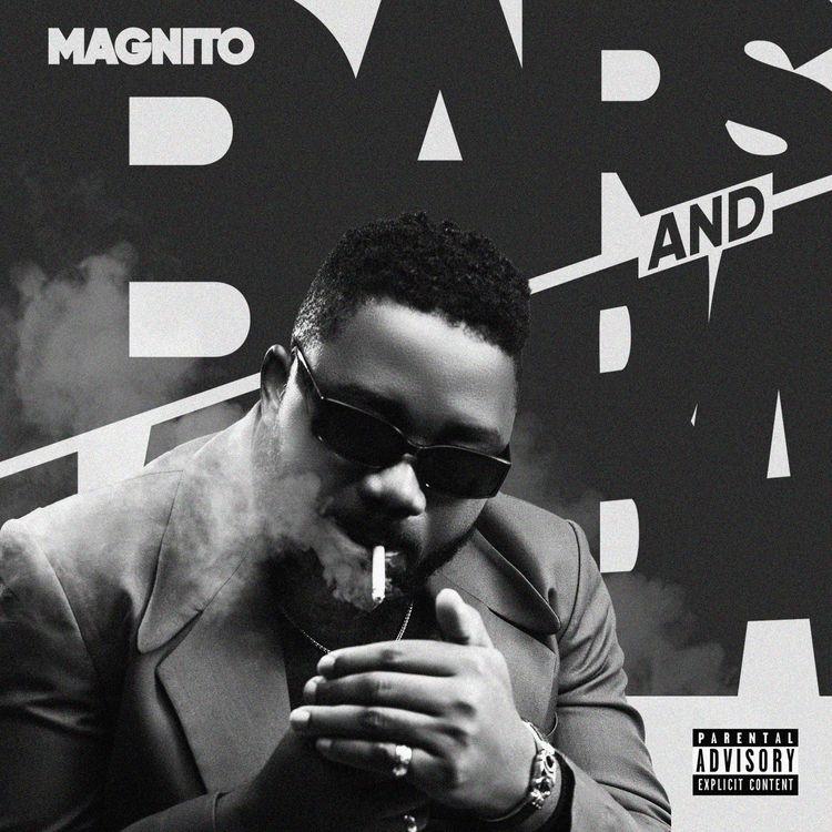 Magnito Bars and Lamba EP