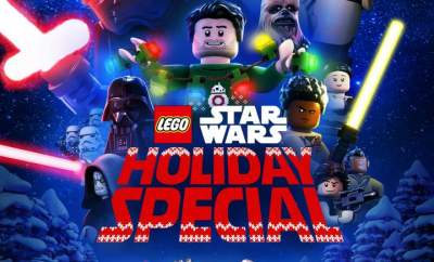 The Lego Star Wars Holiday Special movie