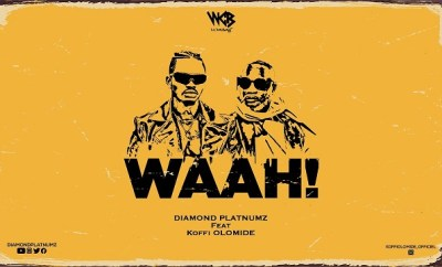 Diamond Platnumz Waah ft Koffi Olomide mp3 download