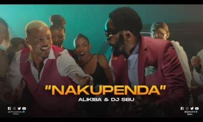 Alikiba & Dj Sbu Nakupenda video download