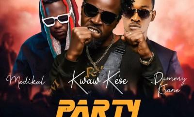 Kwaw Kese Party Rocker mp3 download