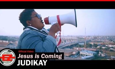 Judikay Jesus is Coming video