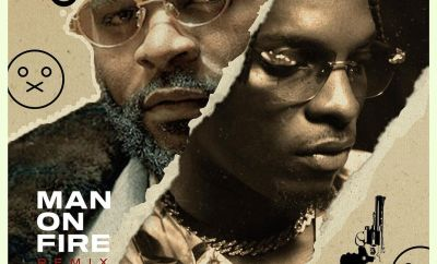 Idahams Man On Fire Remix ft Falz mp3 download