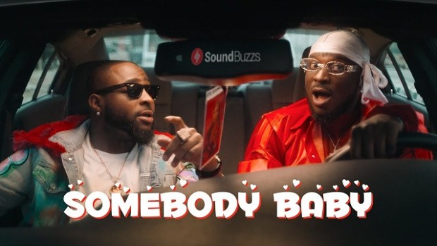 Peruzzi Somebody Baby ft Davido video