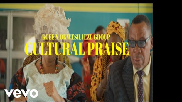 Kcee Cultural Praise ft Okwesili Eze Group video