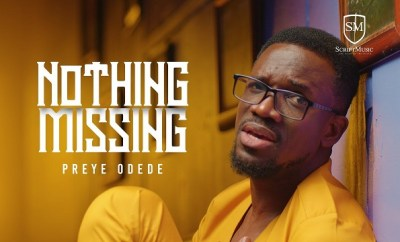 Preye Odede Nothing Missing mp3 download