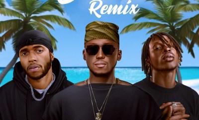 DJ Spinall Sere Remix ft Fireboy DML and 6LACK