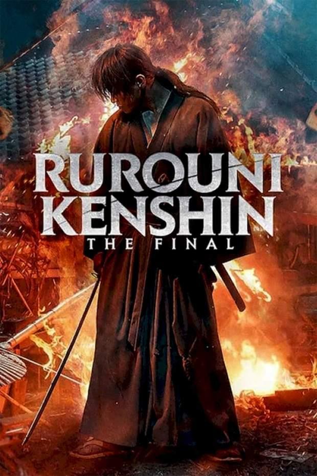 Rurouni Kenshin The Final Part 1 movie
