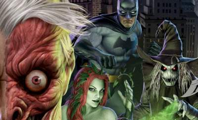 Download Batman The Long Halloween Part Two full movie