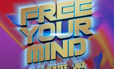 Blaq Jerzee & Jux Free Your Mind