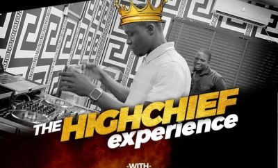 DJ Staffy The HighChief Experience Mixtape
