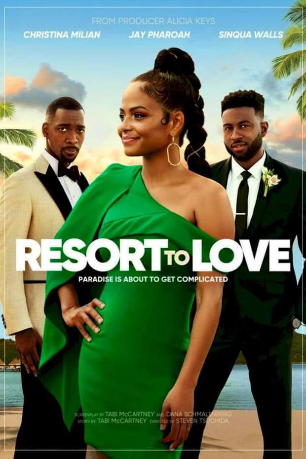Download Resort to Love full movie