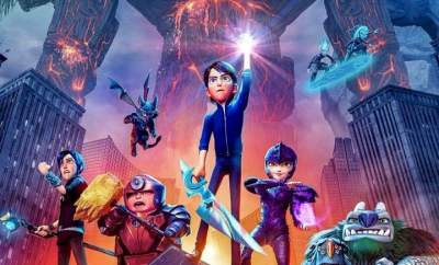 Download Trollhunters Rise of the Titans full movie