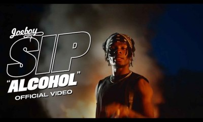 Joeboy Sip Alcohol video download