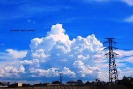 Riak awan dilain kesempatan
