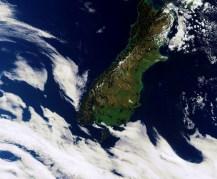 Ilha do Sul da Nova Zelândia