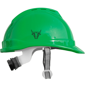 Pitbull Helmet Green