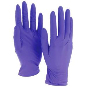 NITRILE GLOVES (BLURPLE)