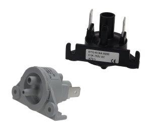 interrupteur de pression en plastique 6753