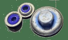 rondelle fluorosilicone