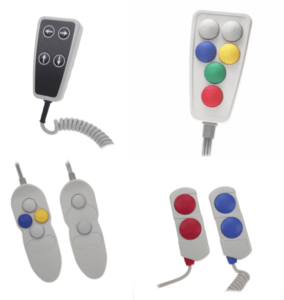 Herga Hand control solutions