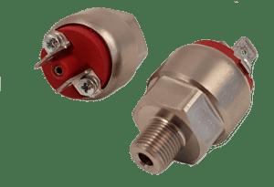EPS02 Interrupteur à pression en inox