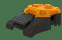 pédale industrielle robuste 6256
