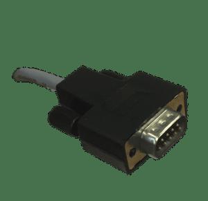 connecteur sub d9 pour pedale