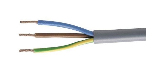 pas de connecteur : sortie fil