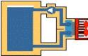 Echangeur thermique Liquid/AIr