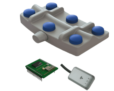 6241-BLE-XX commutateur bluetooth 6 fonctions