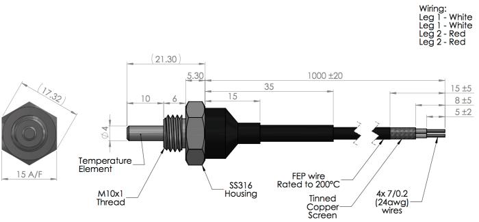 ETP-AM-SP-100-10K3435A1 dimensions