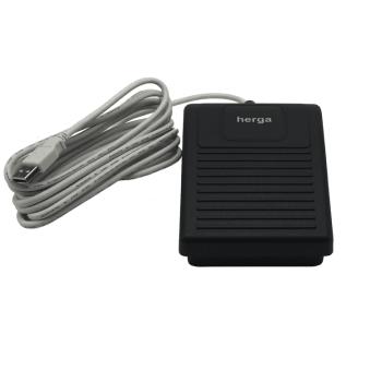 6210 USB pedale HERGA