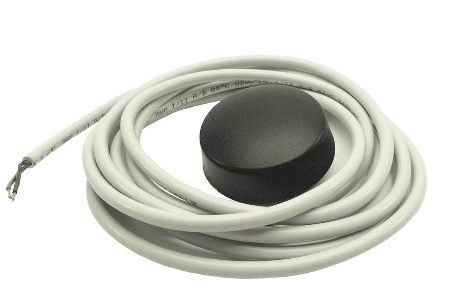 6241 bouton poussoir electrique a main HERGA