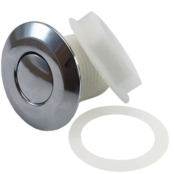 6438-ACAC-AB00 bouton poussoir chrome