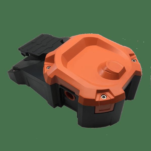 6256-xx Heavy Duty Footswitch HERGA