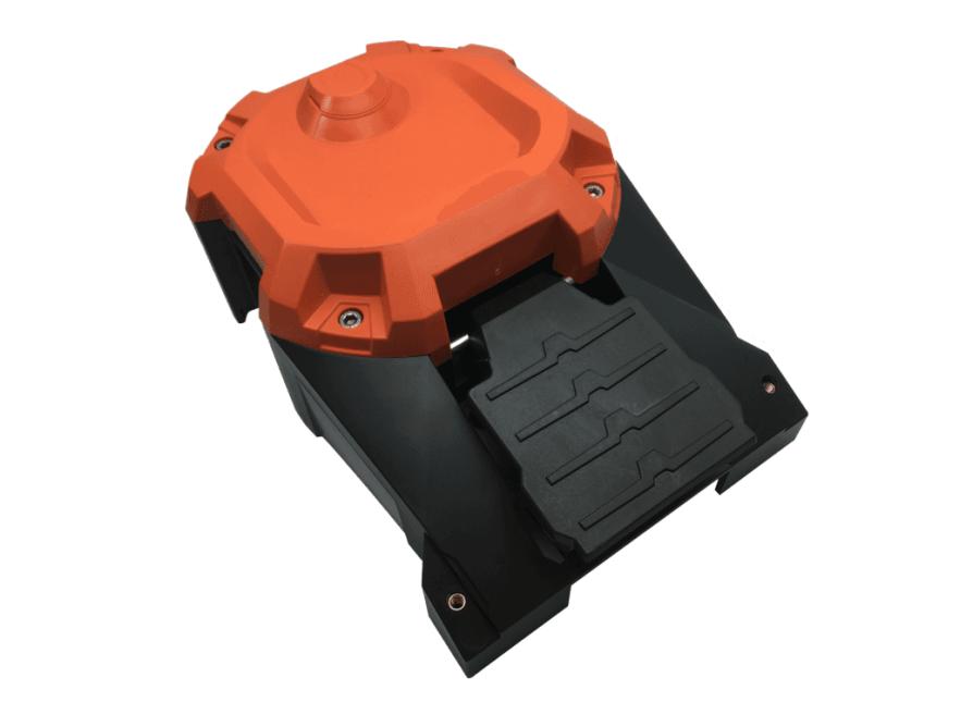 pedale de commande pour industrie 6256-AAAZ-0000