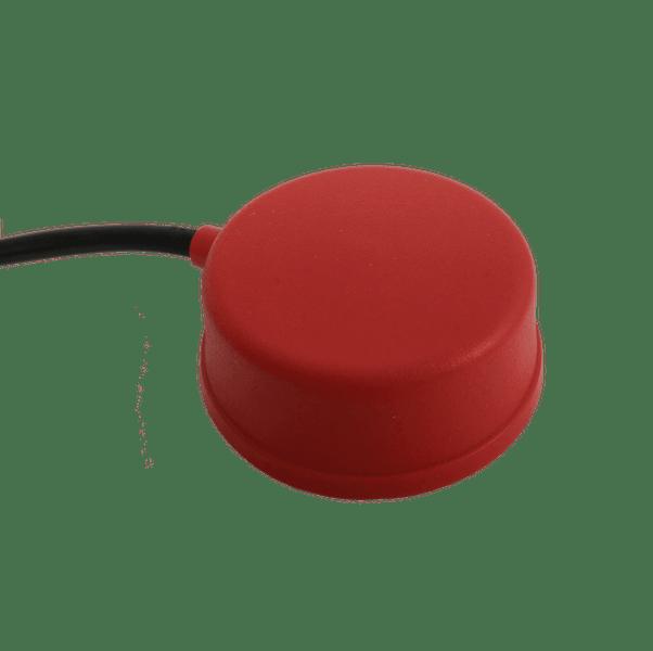 6240-DCAA-DZ00 interrupteur electrique rouge 2M DE CABLE