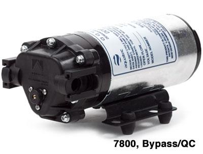 pompe bipasse aquatec 7800