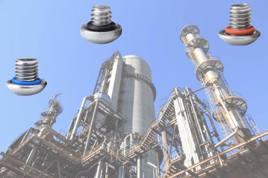vis étanche pour industries lourdes choix du joint pour milieux huileux élastomère