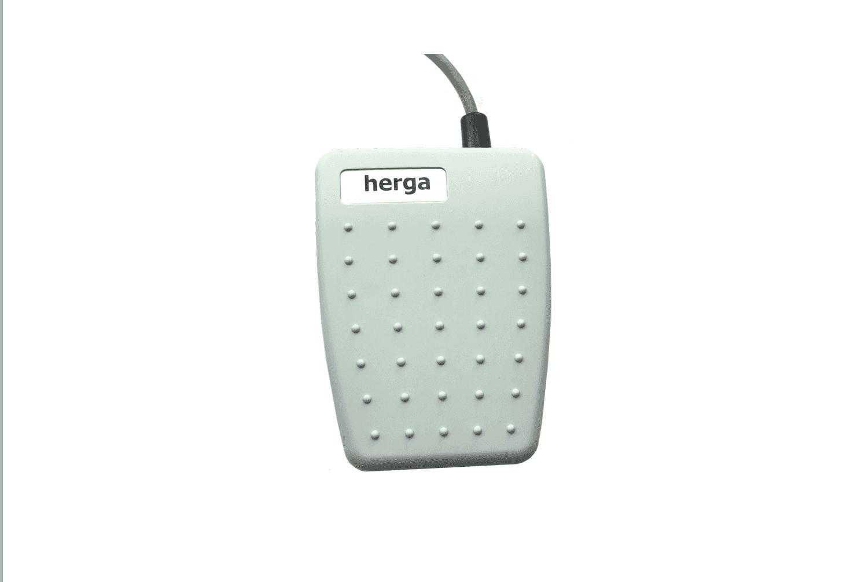 6226-BCBB-ZAZZ-000 pedale medicale grise pitch technologie
